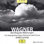 Wagner: Der Ring des Nibelungen / Levine, Metropolitan Opera