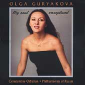 My Soul Enraptured / Olga Guryakova
