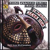Symphonic Excursions / Corporon, North Texas Wind Symphony