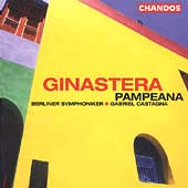 Ginastera: Pampena / Castegna, Berlin SO