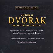 Dvorak: Orchestral Masterpieces / Oistrakh, Rossi, et al