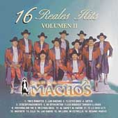 Banda Machos: 16 Reales Hits, Vol. 2