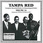 Tampa Red: Complete Recorded Works, Vol. 14 (1949-1951)