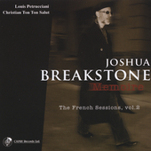 Joshua Breakstone: Memoire: The French Sessions, Vol. 2