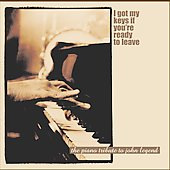 Various Artists: I Got My Keys If You're Ready to Leave: The Piano Tribute to John Legend
