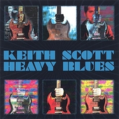Keith Scott: Heavyblues