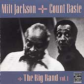 Milt Jackson: The Big Band, Vol. 1