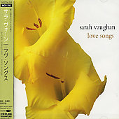 Sarah Vaughan: Love Songs