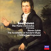 Collectors Edition - Beethoven: Piano Concertos, etc / Lubin