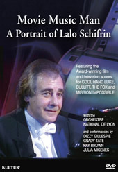 Movie Music Man / A Portrait of Lalo Schifrin [DVD]