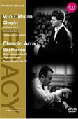 Van Cliburn Plays Chopin & Claudio Arrau Plays Beethoven [DVD]