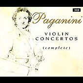 Paganini: Violin Concertos / Dubach, Sasson, Foster, et al