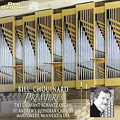 Bill Chouinard Premieres - Bach, Elgar, Vierne, et al