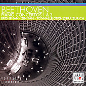 Beethoven: Piano Concerto no 1 & 2 / Bronfman, Zinman