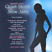 Various Artists: Smooth Jazz: Quiet Storm Slow Jams [Digipak]