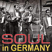 Various Artists: When ein Man Liebt ein Woman: Soul in Germany
