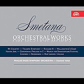 Smetana: Orchestral Works / V&#225;lek, Prague Radio SO