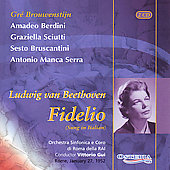 Beethoven: Fidelio / Gui, Brouwenstijn, et al