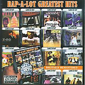 Various Artists: Rap-A-Lot Greatest Hits [PA]