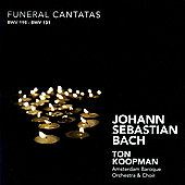 Bach: Funeral Cantatas BWV 198, 131 / Koopman, et al