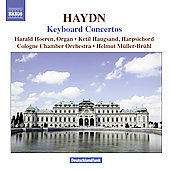 Haydn: Keyboard Concertos / M&uuml;ller-Br&uuml;hl, Hoeren, Haugsand, et al