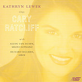 Kathryn Lewek sings Cary Ratcliff