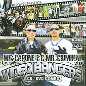 Mr. Capone-E (Rap)/Mr. Criminal: Mr. Capone-E and Mr. Criminal Video and Bangers, Vol. 2 [PA]