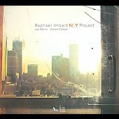 Raphaël Imbert: N_y Project [Digipak] *