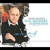 Mozart: Symphonies, Vol. 7 / Adam Fischer
