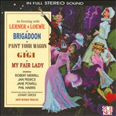 Johnny Green (John Waldo Green)/Johnny Green & His Orchestra: An Evening with Lerner & Loewe