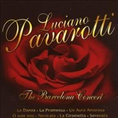 Luciano Pavarotti: The Barcelona Concert