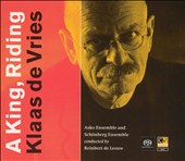 Klaas de Vries: A King, Riding [Hybrid SACD]