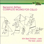 Britten: Complete Works for Cello