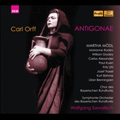Carl Orff: Antigonae