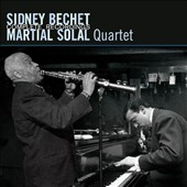 Martial Solal/Sidney Bechet: Complete Recordings [Essential Jazz]