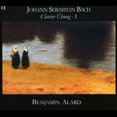 J.S. Bach: Partitas for Keyboard / Benjamin Alard (Hpsi)