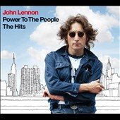 John Lennon: Power to the People: The Hits [Digipak]