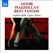 Astor Piazzolla's Best Tangos