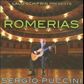 Schifrin: Romerias / Sergio Puccini, guitar
