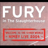 Fury in the Slaughterhouse: Welcome to the Other World [Digipak] *