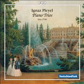 Ignaz Pleyel: Piano Trios