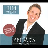Jim Van Slyke: The Sedaka Sessions [Digipak] *