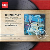 Tchaikovsky: Ballet Highlights / Andr&eacute; Previn