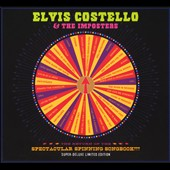 Elvis Costello/Elvis Costello & the Imposters: The Return of the Spectacular Spinning Songbook!!! [Box]