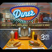 Various Artists: Rock 'N' Roll Diner [Digipak]