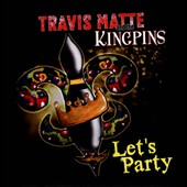 Travis Matte: Let's Party [Slipcase]