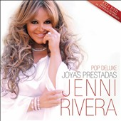 Jenni Rivera: Joyas Prestadas [Pop Version] [Deluxe Edition] [CD/DVD]