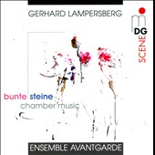 Lampersberg: Bunte Steine (1928-2002) - Chamber works and songs / Julia Henning, soprano; Steffen Schleiermacher, piano