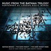 London Music Works: Music From the Batman Trilogy