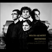 Beethoven: The Complete String Quartets, Vol. 1 -  String Quartets, Op. 18, Nos. 1, 2, 4 & 6; Op. 59, No. 3; Op. 95; Op. 127; and Op. 131 / Belcea Quartet